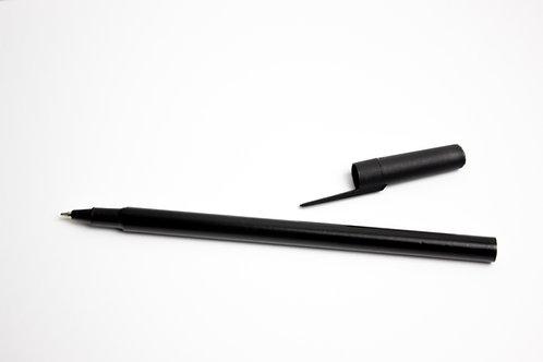 Pen Through Bill Magic Trick