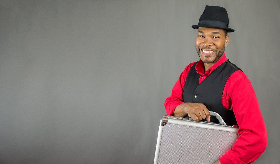 african american magician orlando florida