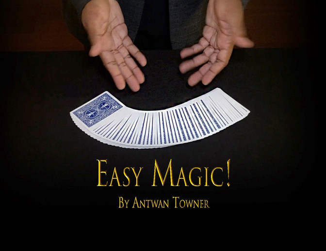 How To Do Magic With Cards & Coins