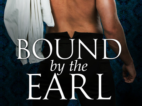 Teaser Tuesday - Bound by the Earl