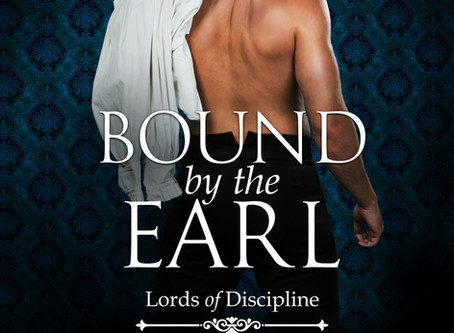 Bound by the Earl now in audio!