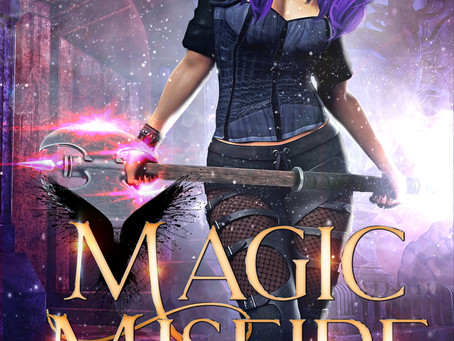 MAGIC MISFIRE out now!
