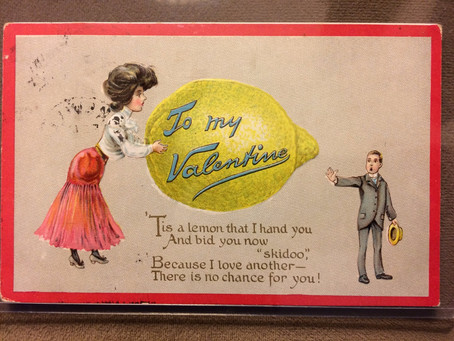A Valentine's Don't