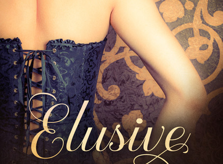 ELUSIVE DESIRE - an Agents of Desire short story