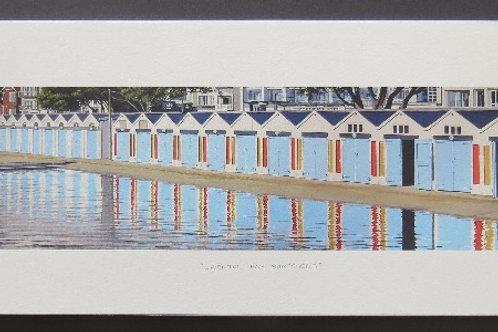 Oriental Bay Boatsheds