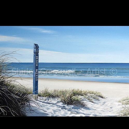 The Beach Access