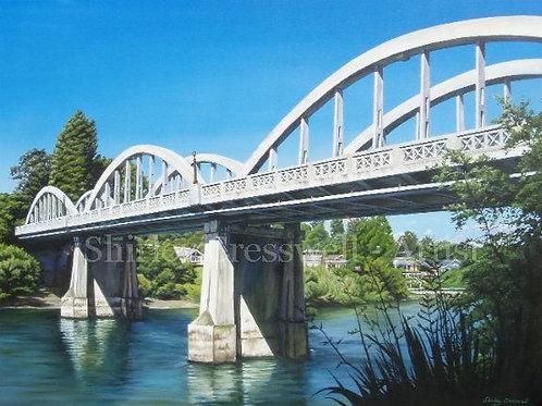 Reflections Fairfield Bridge