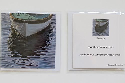 Serenity Gift card