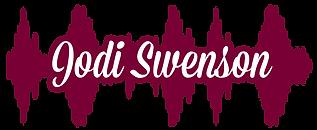 Jodi Swenson Voiceover Artist Logo