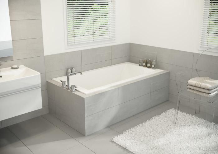 Pur™ 72″ Drop-In Bath