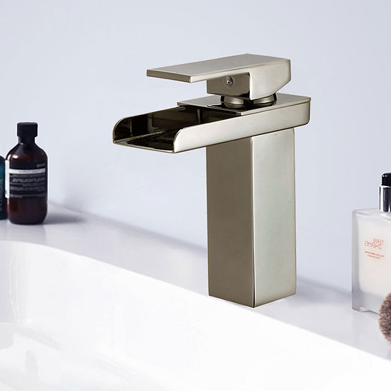 Basin & Sink Waterfall Faucet