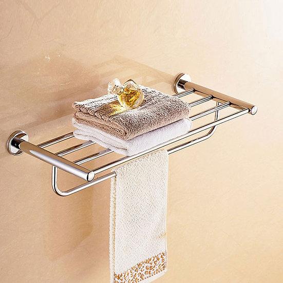 Towel Bar 25 Inch - Chrome Brass