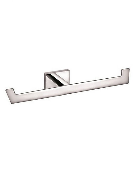 AQUA PLATO DOUBLE TOILET PAPER HOLDER