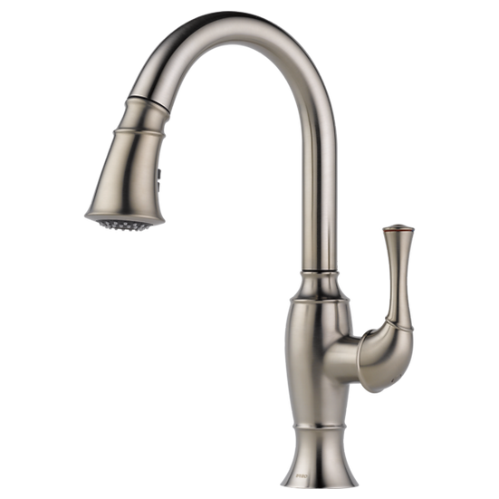 TALO® SINGLE HANDLE PULL-DOWN KITCHEN FAUCET