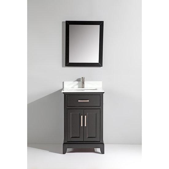 Single Sink Vanity – Super White Phoenix Stone, LBV1024E