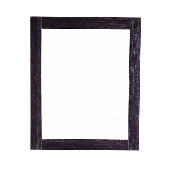 "24"" Eclipse Mirror Distressed Oak"