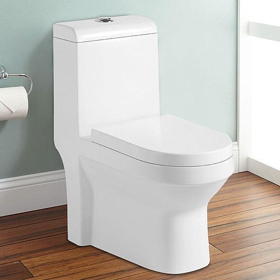 LBG Dual Flush Siphonic One-Piece Toilet