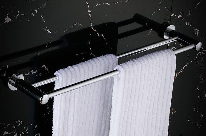Double Towel Bar 24 Inch
