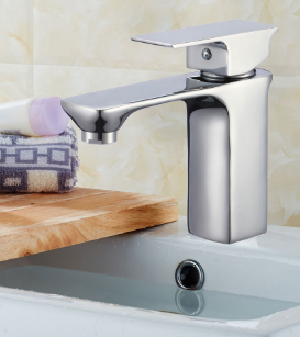 Basin&Sink Faucet - Single Hole Single Lever