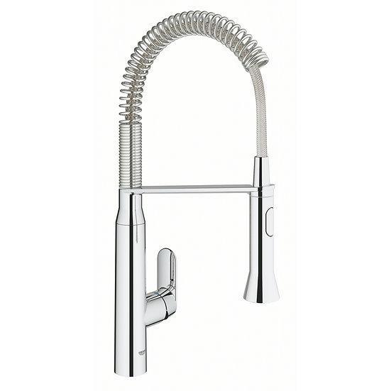 K7 Semi-Pro Medium Kitchen Faucet