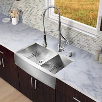 awesome-stainless-steel-double-bowl-farm