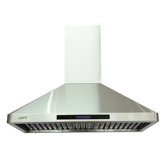 "LUFT Stainless Steel 36"" Wall Mount Range Hood"