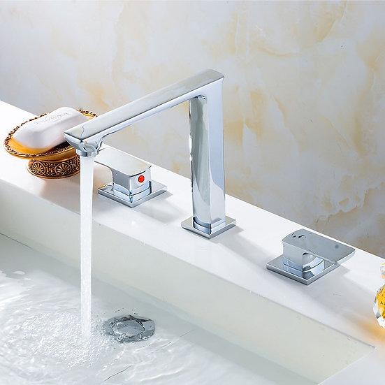 Double Lever Sink&Bathtub Faucet
