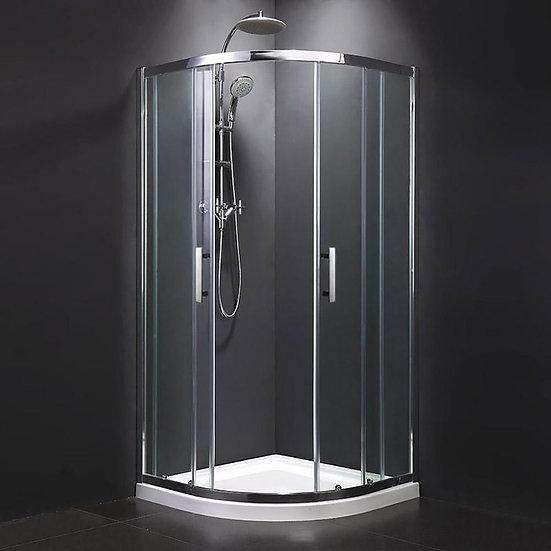 38'' x 38'' Round Shower Door