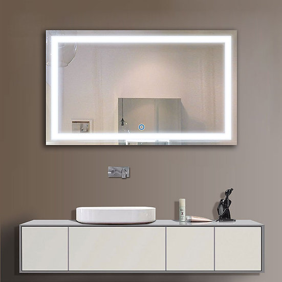 40 x 24 Inch LED Bathroom Mirror