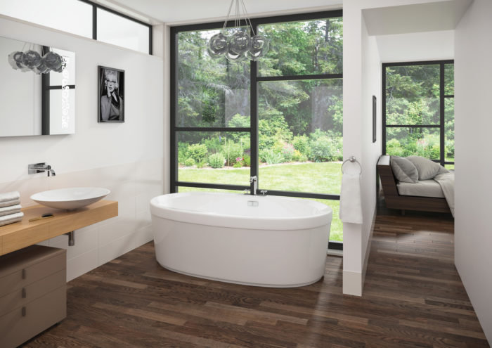 Cari™ 60″ Freestanding Bath