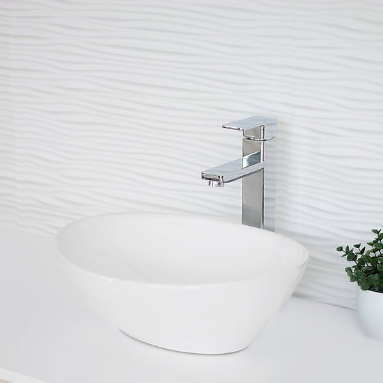 STYLISH 15'' NOVEL Vessel Basins