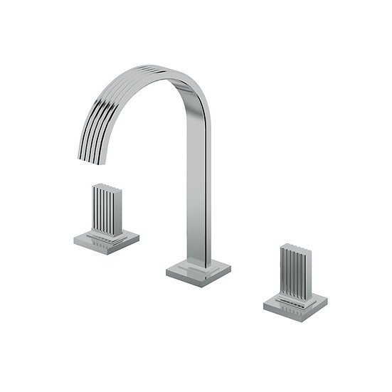 TOSCA By Aquabrass Widespread Lavatory Faucet 30416