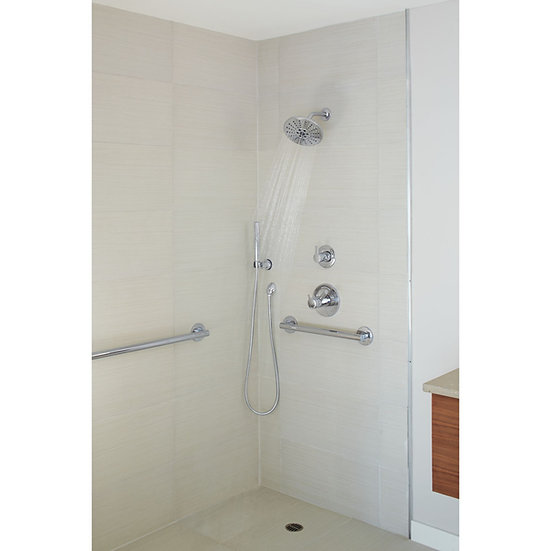 DELTA Premium Single-Setting Adjustable Wall Mount Hand Shower