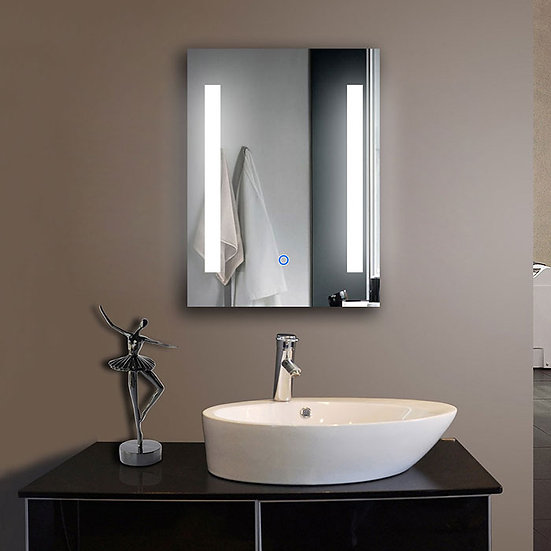 24 x 32 Inch LED Bathroom Mirror