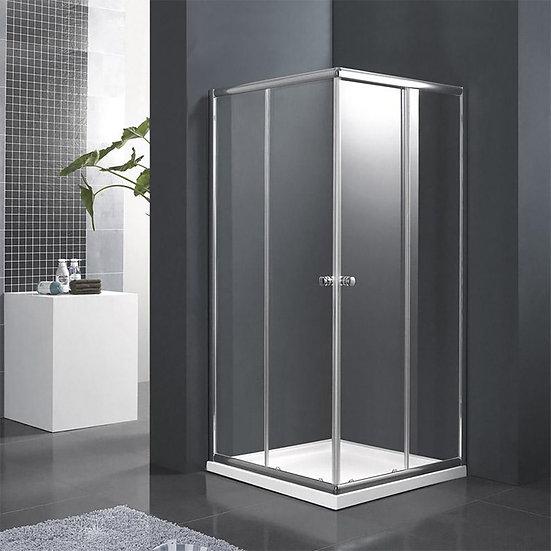 """36"""" Corner Entry Shower Door"""