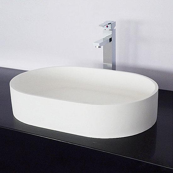 Above Counter Bathroom Vessel Sink