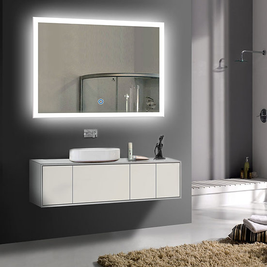 36 x 28 Inch  LED Bathroom Mirror