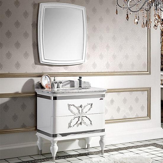 32 In. Single Sink Bathroom Vanity