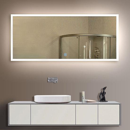 84 x 40 Inch LED Bathroom Mirror