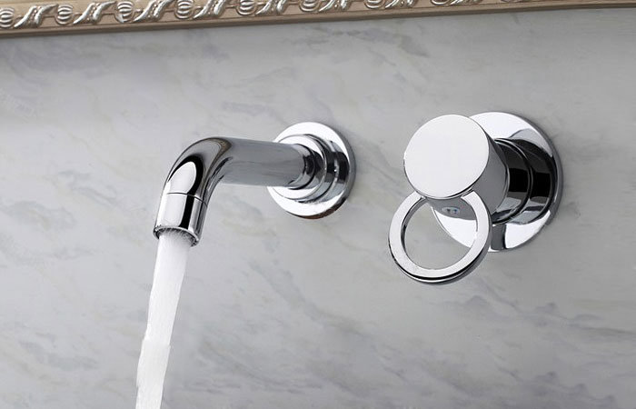 Wall Mount Sink & Tub Faucet, BF799666873553