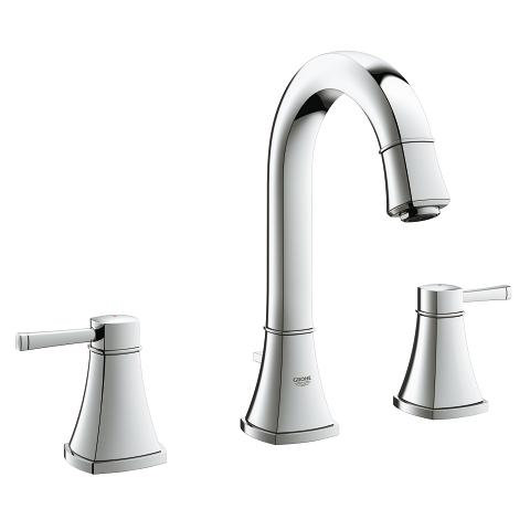 Grandera By Grohe 8″ Widespread Two-Handle Bathroom Faucet M-Size