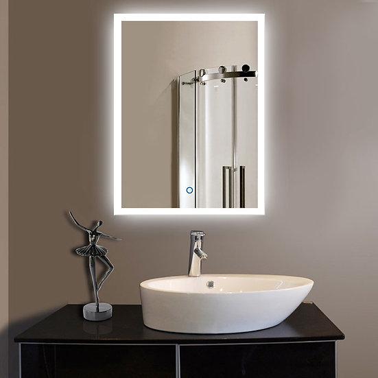 24 x 32 Inch LED Bathroom Mirror
