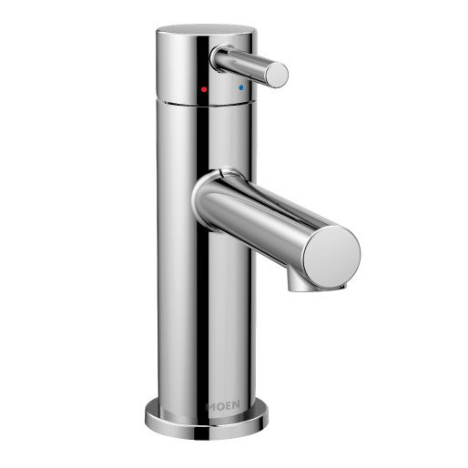Align By Moen One-Handle High Arc Bathroom Faucet