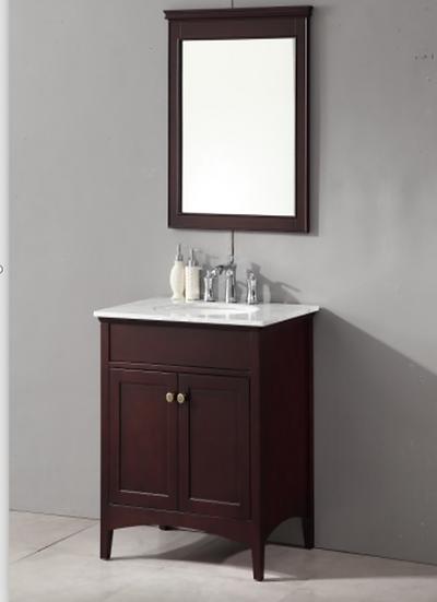 London 30'' Traditional Bathroom Vanity