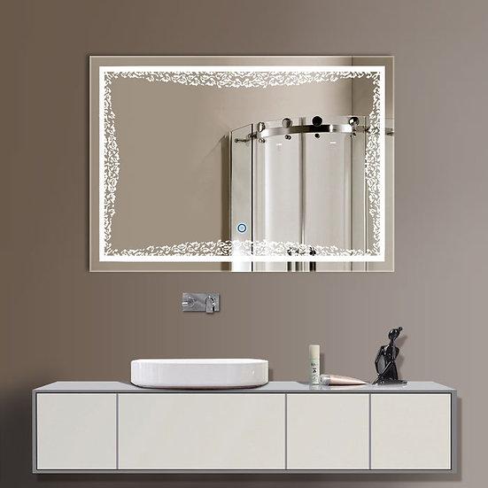 32 x 24 Inch LED Bathroom Mirror