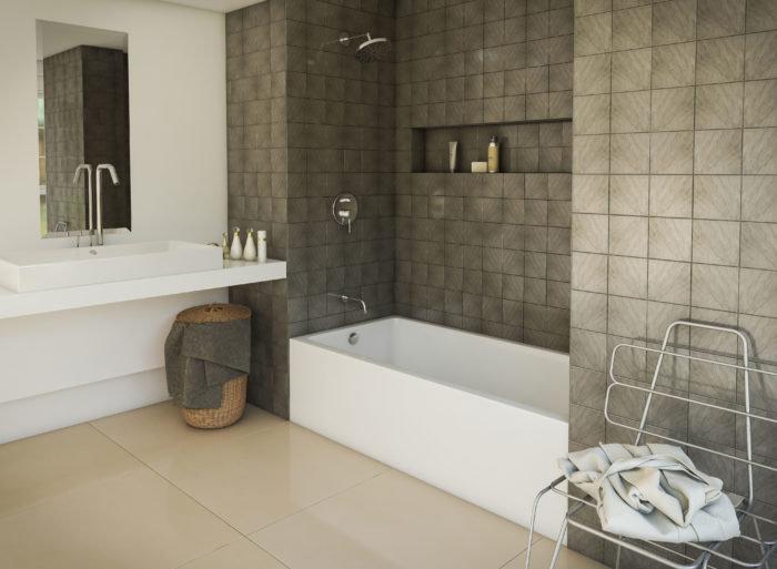 Austin™ 16 60″ Skirted Bath