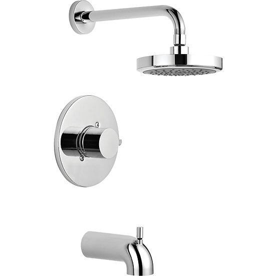 TOMMY™ Tommy Solid Handle Tub and Shower