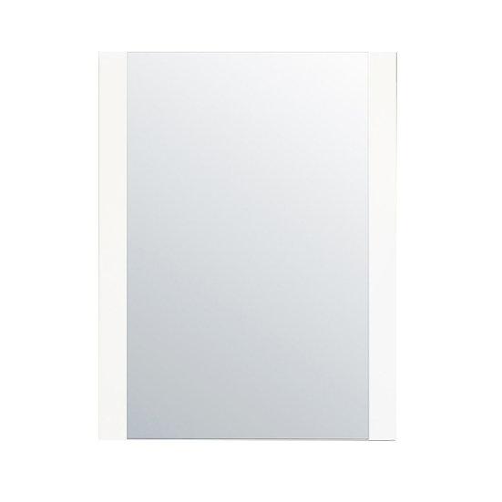 """24"""" Melrose Mirror White"""