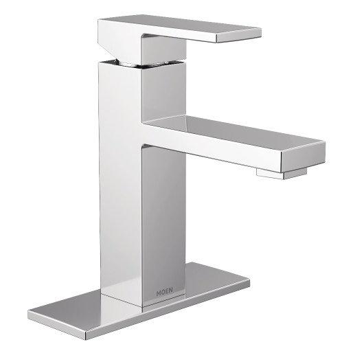 Kyvos By Moen Chrome One-Handle Bathroom Faucet