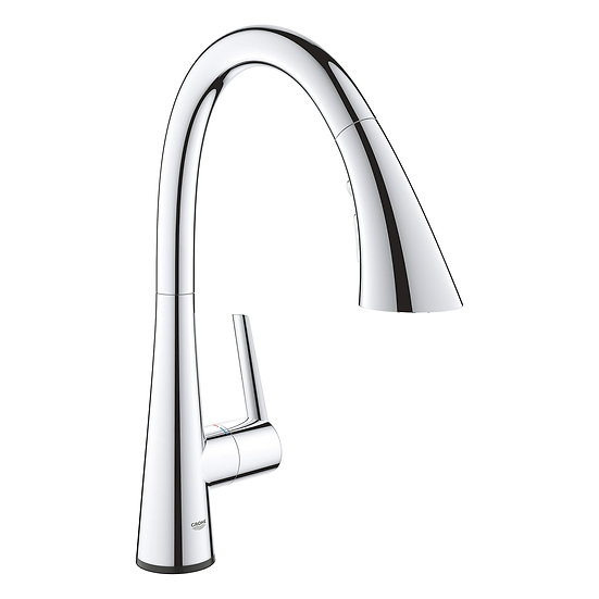 Ladylux® L2 Touch Triple Spray Pull-Down Kitchen Faucet